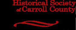 Historical Society of Carroll County, Maryland Logo