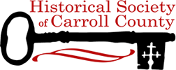 Historical Society of Carroll County, Maryland Logo