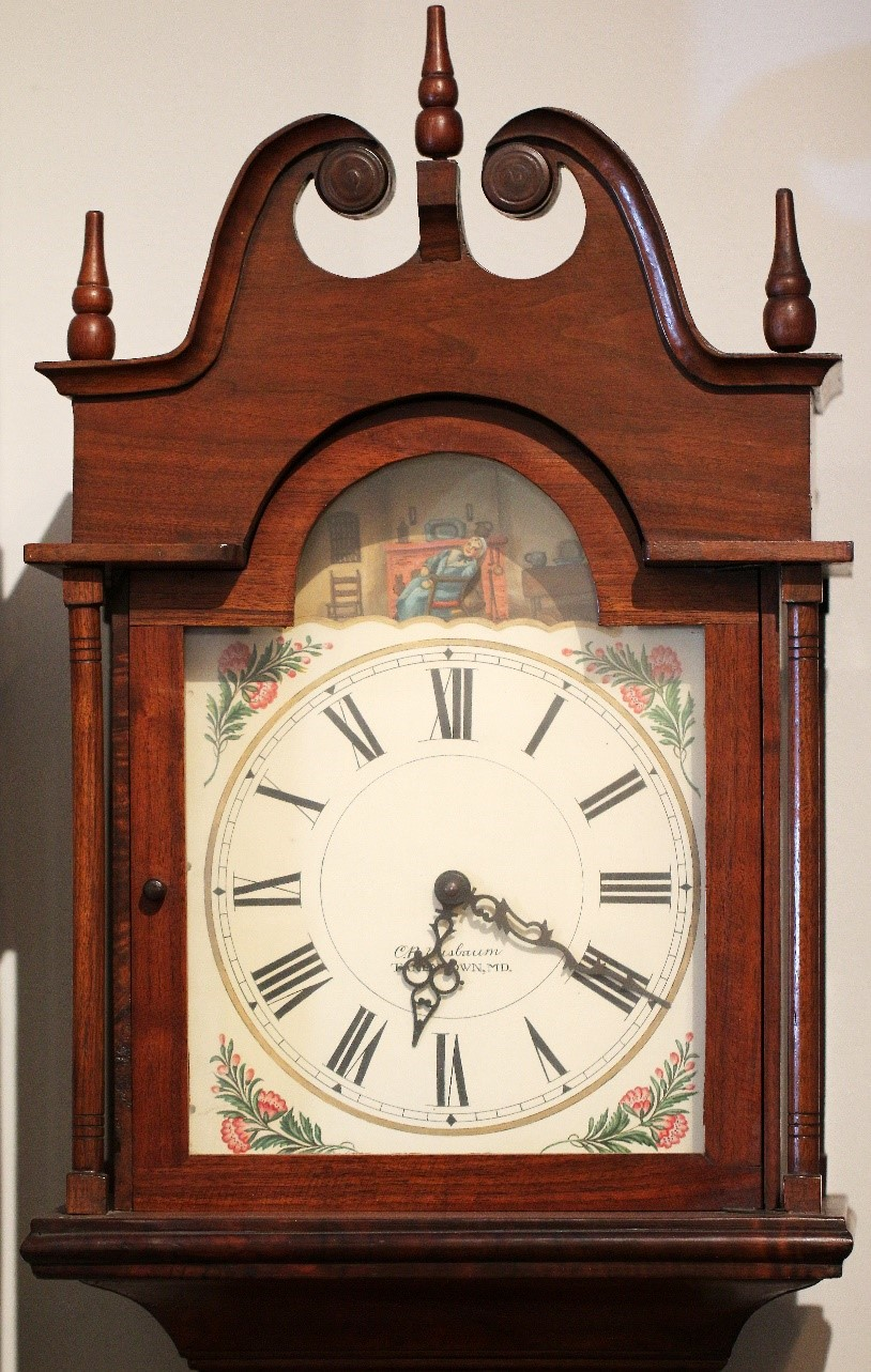 Reliable Antique French Inlaid Wood Bronze Dore Ormolu Clock And Thermometer 19th Century Price Remains Stable Clocks Antiques