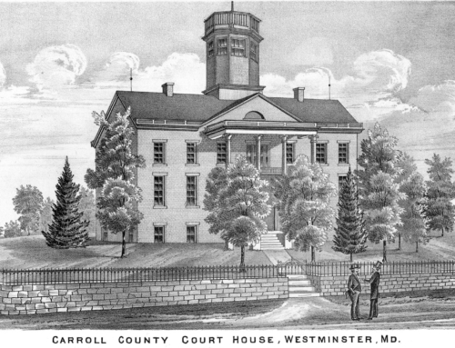 8 December 2019 – Carroll County's Beginnings Included a Jail, Free Schools