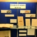 Charles Carroll School Artifacts On Display