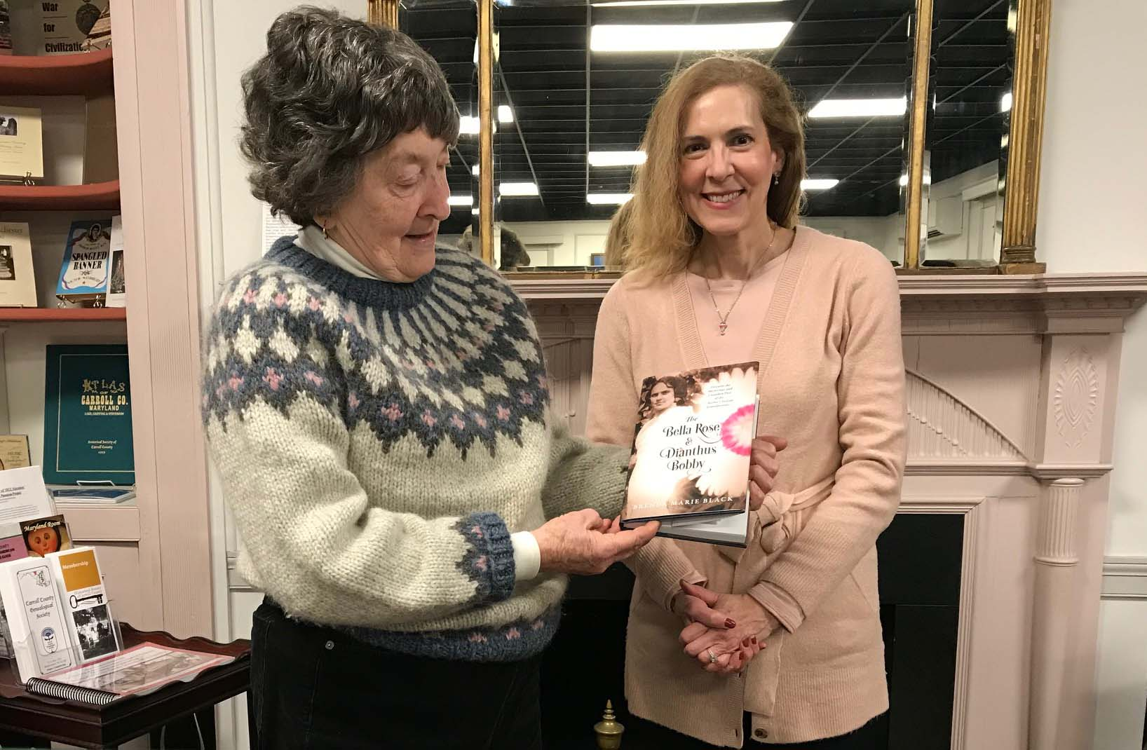 'Historical Society of Carroll County Helped Fulfill My Dream'