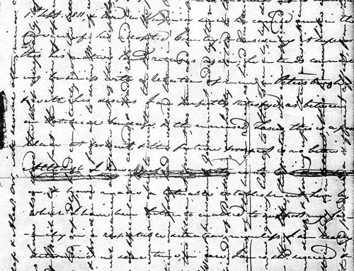 Criss-Cross Letters