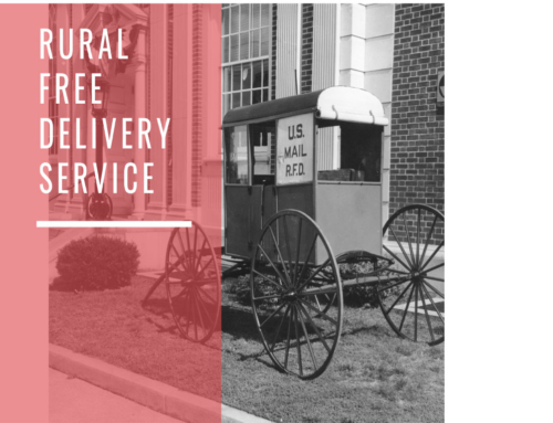 Virtual Exhibit for Rural Free Delivery