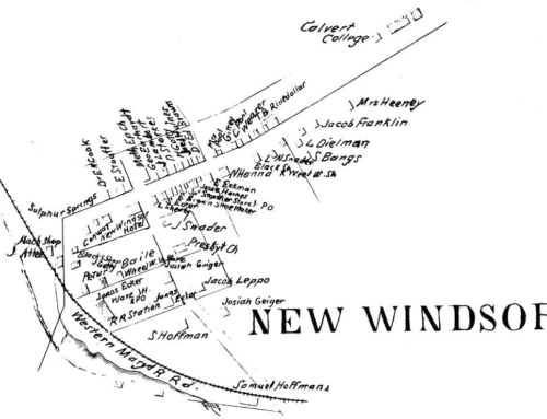 Summer of 1864 – Civil War in Carroll County